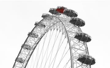 London Eye Mac wallpaper