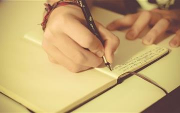 Writing A Stroy Mac wallpaper