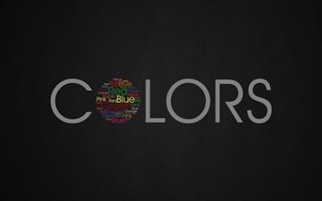 Colors Mac wallpaper