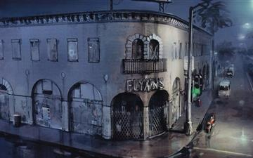 Tron Flynns Arcade Mac wallpaper