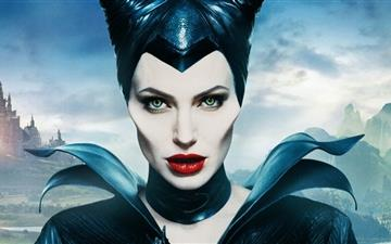 The Maleficent Mac wallpaper