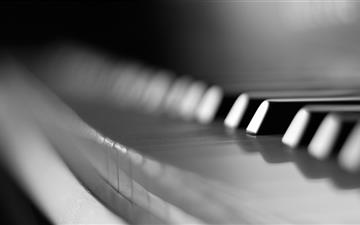 Piano Keyboard Macro Mac wallpaper