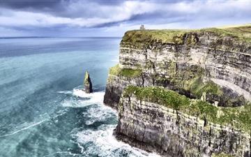 Cliff Of Moher Mac wallpaper