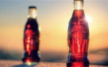 The Cocacola Mac wallpaper