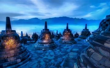 Hearts Of The Buddhas Indonesia All Mac wallpaper
