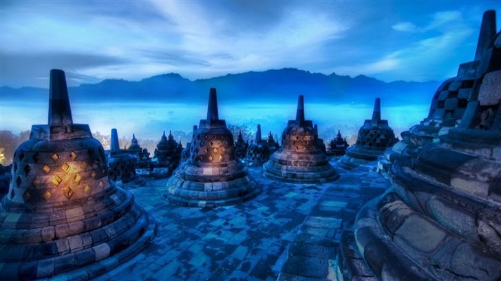 Hearts Of The Buddhas Indonesia Mac Wallpaper