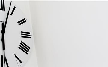 The Clock Mac wallpaper