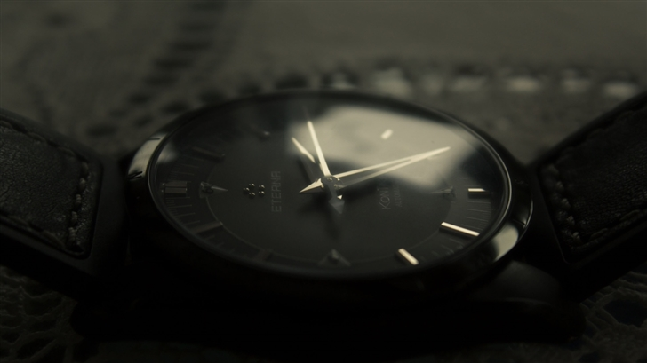 Eterna Watch Mac Wallpaper