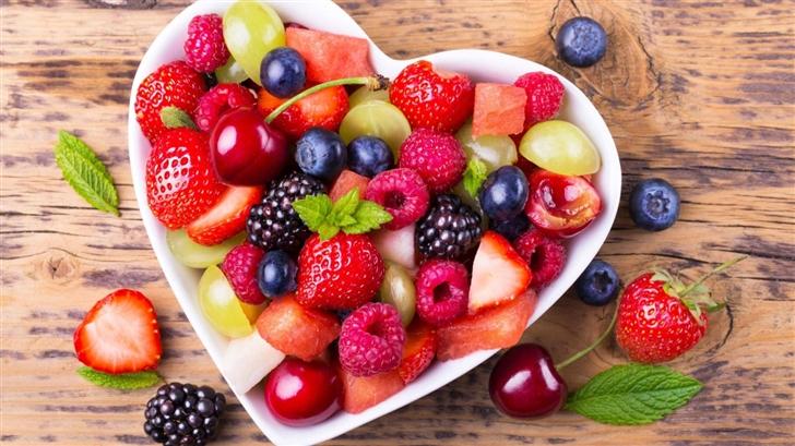 Fruits Salad Mac Wallpaper