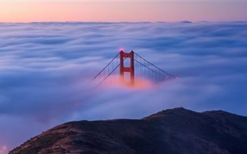 Golden Gate Bridge  Mac wallpaper