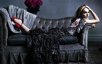 Natalie Portman Mac wallpaper