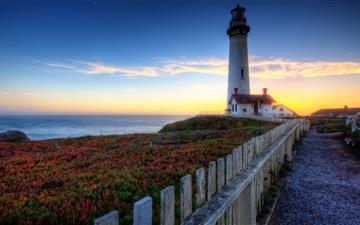 Pigeon Point Lighthouse Mac wallpaper