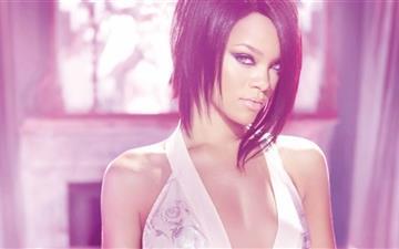 The Rihanna Mac wallpaper