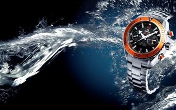 Omega Seamaster Watch Mac wallpaper