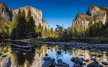 Yosemite California Mac wallpaper