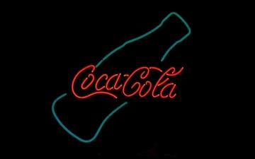 Texas Coca Cola Mac wallpaper