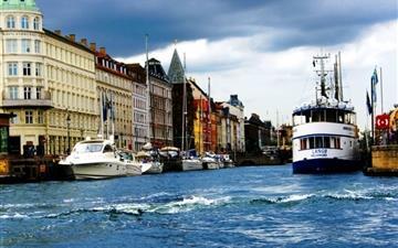 Copenhagen Mac wallpaper