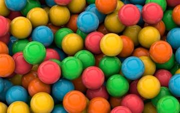 The color of candies All Mac wallpaper