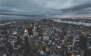 Big City Nights Mac wallpaper