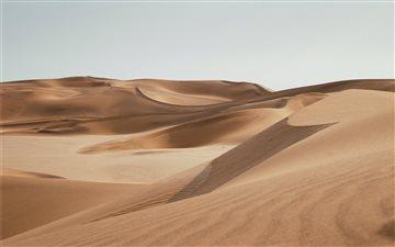 Dunes of Namib Desert Mac wallpaper
