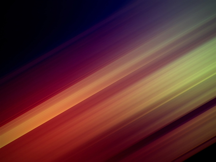 Illusion Gold Red Abstract Mac Wallpaper