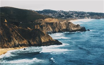 Pacifica, United States Mac wallpaper