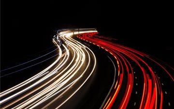 S like Speed Mac wallpaper