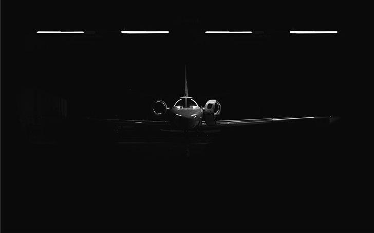 Airplane Hangar Mac Wallpaper