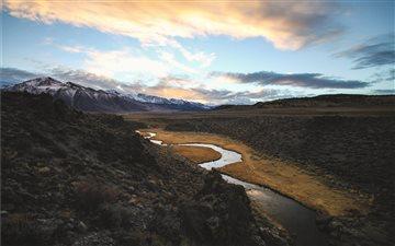 Outside The Sierra Nevada... Mac wallpaper