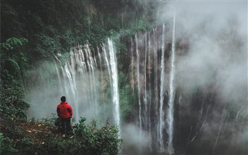 Coban Sewu Mac wallpaper