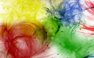 Color Blots All Mac wallpaper