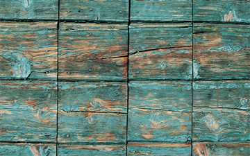 Painted square planks Mac wallpaper
