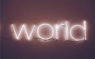 World Mac wallpaper