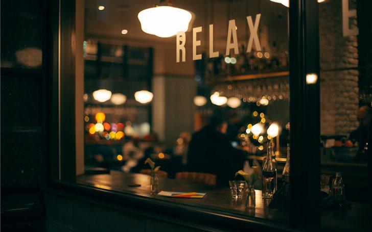 Relax Mac Wallpaper