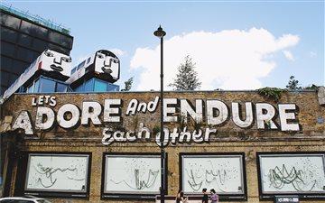 Shoreditch, London, Unite... Mac wallpaper