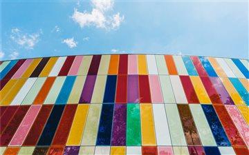 Colorful Mac wallpaper