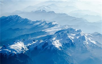 Swiss Alps Mac wallpaper