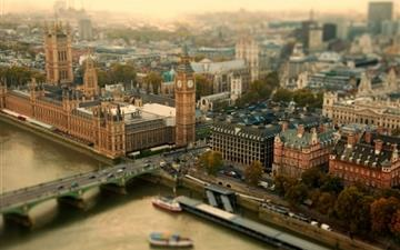 London UK Bokeh All Mac wallpaper