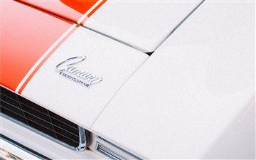 Classic Cars: Camaro Mac wallpaper