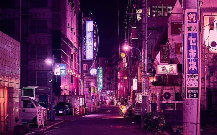 Tokyo, Japan Mac Wallpaper