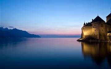 Montreux Mac wallpaper