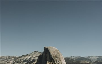 Glacier Point, Yosemite V... Mac wallpaper