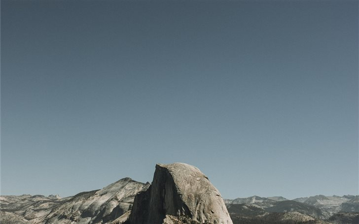 Glacier Point, Yosemite V... Mac Wallpaper