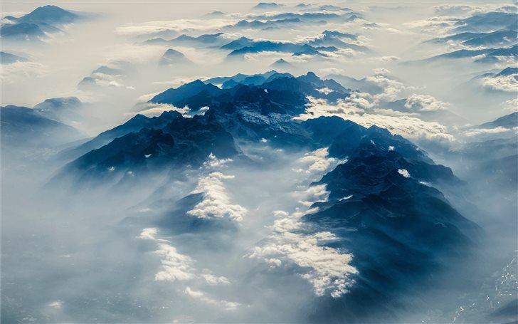 Alps Mac Wallpaper