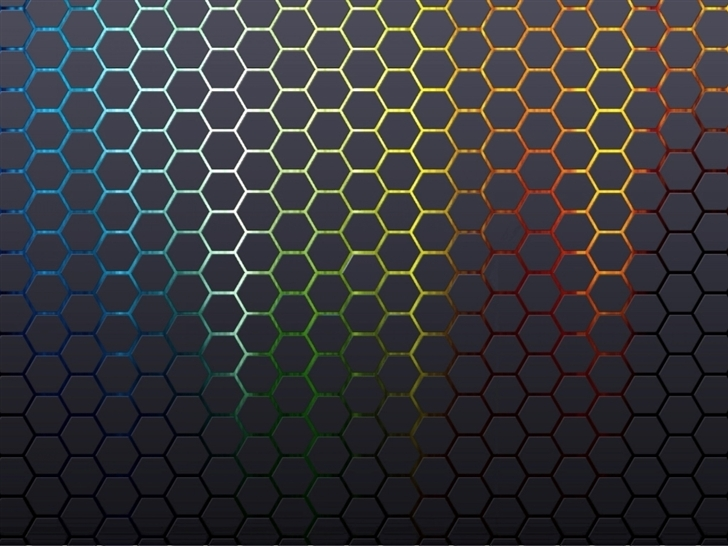 Hexagons Textures Honeycomb Background Mac Wallpaper