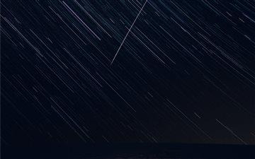 Meteorite Mac wallpaper