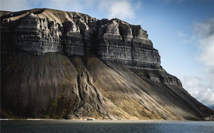 Spitzbergen, Svalbard und... Mac Wallpaper