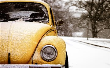 VW Beetle Mac wallpaper