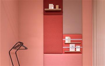 Pink Mac wallpaper
