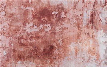 Pink damaged wall Mac wallpaper